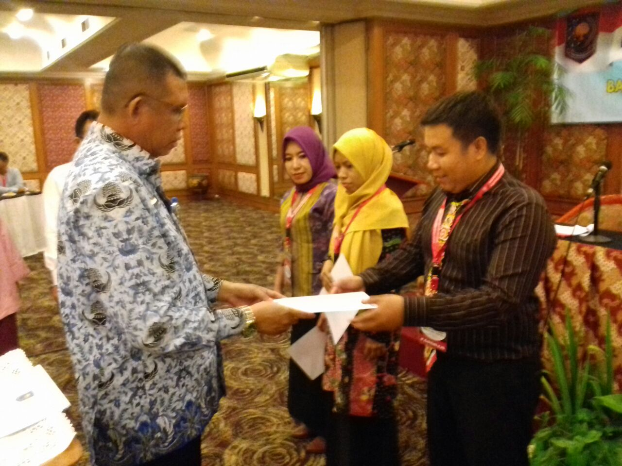 ASN BAPPEDA Kabupaten Sanggau Mengikuti Diklat Penyusunan RENSTRA Perangkat Daerah Angkatan III Tahun 2017 Yang Diadakan BPSDM Kemendagri
