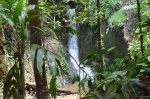 Air Terjun Kujato – Setitik Inspirasi dari ujung Kota Sanggau