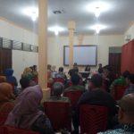 BPKAD Lakukan Rekonsiliasi Data LRA SKPD Sekabupaten Sanggau
