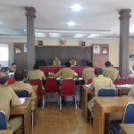 Bappeda Bersama Perangkat Daerah Pelaksana Aksi Melakukan Persiapan Pelaporan RAD PPK dan Aksi HAM