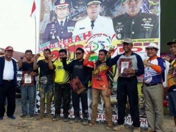 Bupati Sanggau Resmi Tutup Daranante Off Road HUT ke 403 Sanggau
