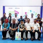 DONASI BUKU PERURI UNTUK WILAYAH PERBATASAN INDONESIA 2017