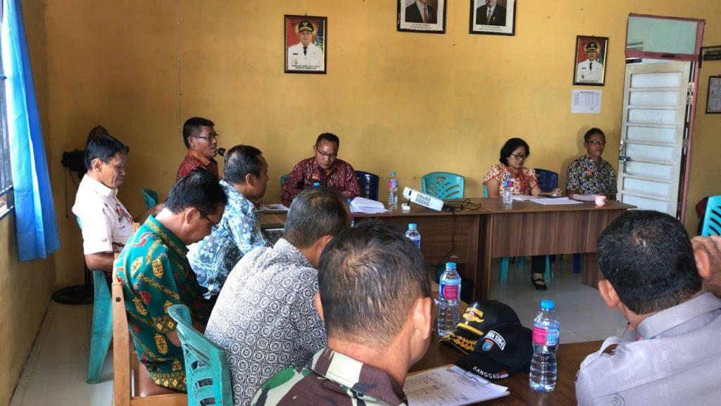 Desa Dosan kembali ditetapkan sebagai Desa Fokus Tahun 2018