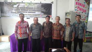 Desa Fokus Sungai Mawang Kab.Sanggau Tahun 2018 – Dinas Perhubungan