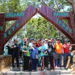 Destinasi Wisata Alam Batu Posok Penyeladi Resmi di Launchingkan Oleh Wabup Sanggau