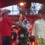 Disbunnak Raih Juara 3 Karnaval HUT RI 72 di Sanggau