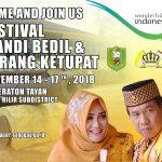 Festival Mandi Bedil & Perang Ketupat