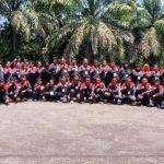 Hari Ketiga Materi Bela Negara Outbound bagi CPNS Golongan III Angkatan I