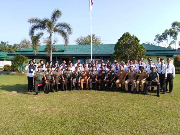 Hari Pertama Materi Bela Negara bagi CPNS Golongan III Angkatan I