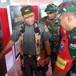 Tatap Muka Tim Wasev TMMD Regtas ke-104 Tahun 2019 dengan komponen Masyarakat Wilayah Kodim 1204/Sanggau Desa Sebongkuh Kec. Kembayan Kab. Sanggau.