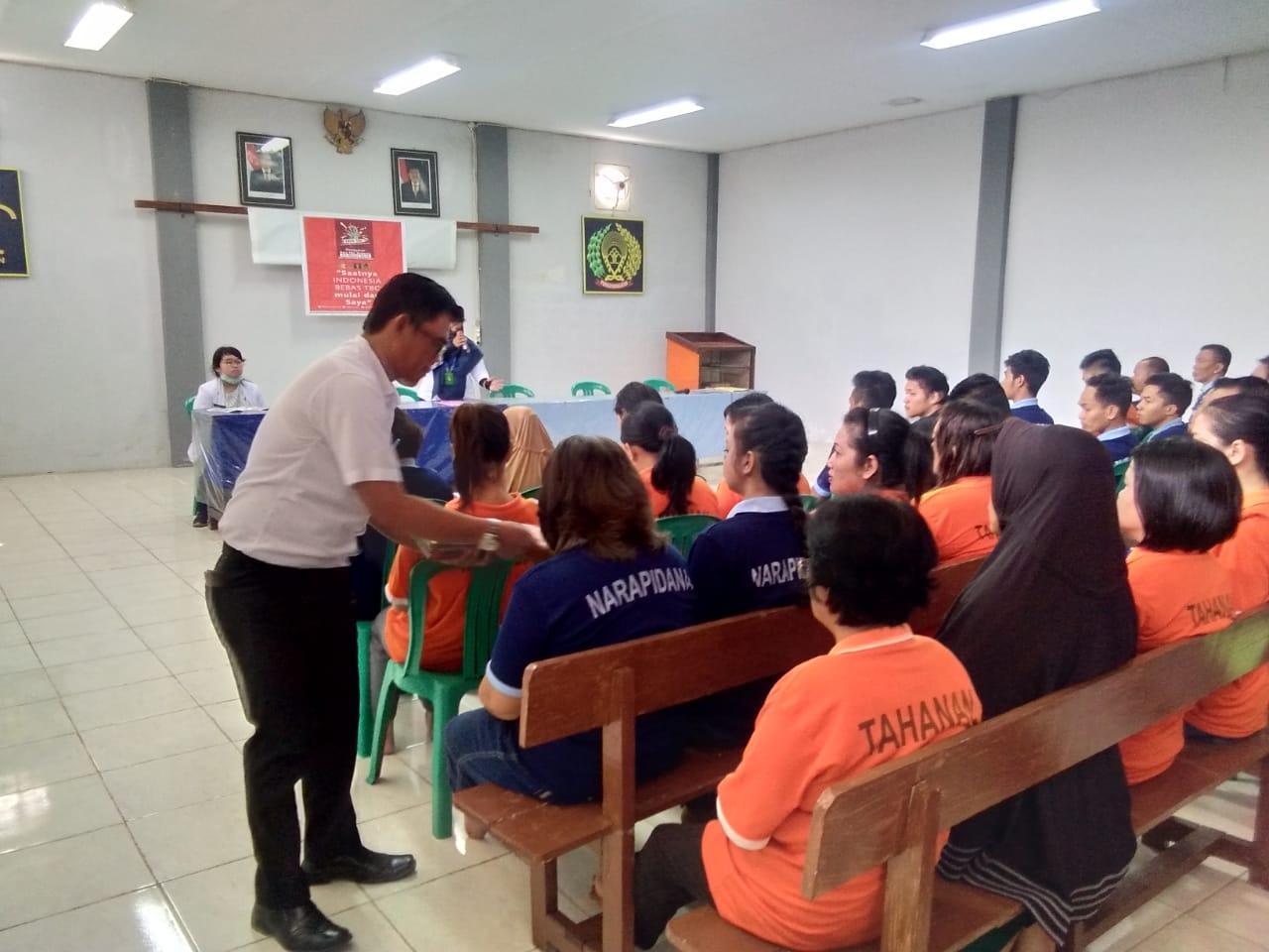 Puskesmas Sanggau Tingkatkan Program Pencegahan dan Pengendalian Penyakit TB