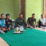 Satgas TMMD Regtas ke 104 Kodim 1204/Sanggau Membangun Kebersamaan dan Menjaga kearifan Budaya