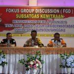 Polres Sanggau gelar Focus Group Discussion