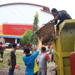 Gerakan Hari Peduli Sampah, Pemerintah Kabupaten Sanggau Ajak Masyarakat Bersih-bersih