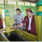 Jelang HUT Kota Sanggau, Wabup ziarah ke makam Raja-raja