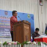 Plh.Bupati Sanggau: Mewujudkan Pengelolaan Keuangan Desa Yang Akuntabilitas, Partisipatif dan Transparan