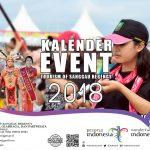 KALENDER EVENT KABUPATEN SANGGAU 2018