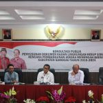 KONSULTANSI PUBLIK KLHS RPJMD KABUPATEN SANGAU TAHUN 2019-2024