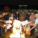 KPU Sanggau telah musnahkan belasan ribu lembar surat suara rusak