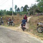 Kapolres Patroli Cek Beberapa TPS saat Proses Pencoblosan