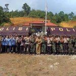 Kapolres Sanggau pimpin Apel Gabungan di Tayan Hilir