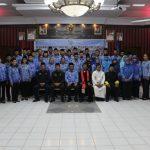 Kegiatan Pengangkatan Sumpah/Janji Pegawai Negeri Sipil di Pemerintah Kabupaten Sanggau