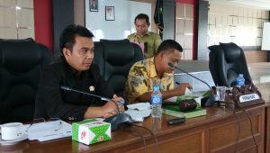 Komisi A DPRD Sanggau Menerima Audiensi MA