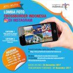 Kompetisi Festival Crossborder Indonesia di Instagram