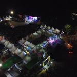 Malam Penutupan Stand Pameran Pembangunan, Hiburan Rakyat dan Festival Kuliner di Padati Ribuan Masyarakat Sanggau