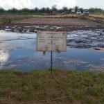 Monitoring Pengelolaan Limbah Pengolahan Kelapa Sawit di PT.SISU II