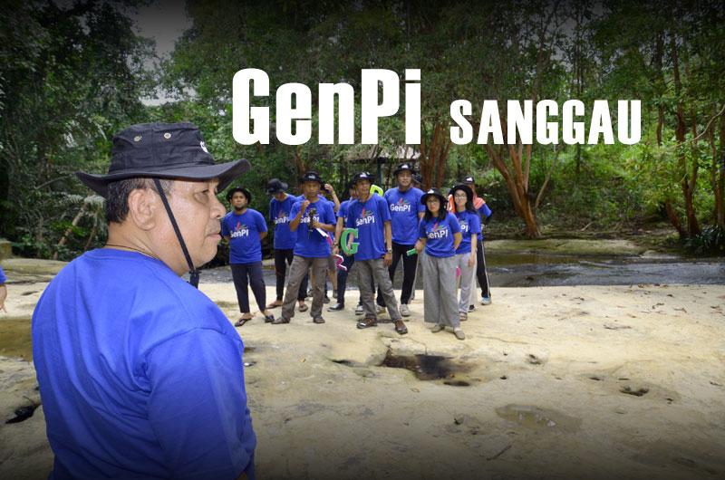 PANCUR AJI, SAKSI TUMBUHNYA GENERASI PESONA PEMUDA INDONESIA KAB. SANGGAU