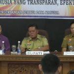 PELATIHAN MANAJEMEN PENGADAAN BARANG/JASA PEMERINTAH DILINGKUNGAN PEMERINTAH DAERAH KABUPATEN SANGGAU TAHUN 2019