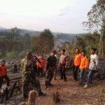 Pantauan Titik Api Di Kabupaten Sanggau Tahun 2017