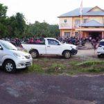 PeLayanan DibuLan Senin 24 September MembLudak Di Disdukcapil Sanggau