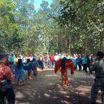 Pembukaan Objek Wisata Batu Posok Sanggau