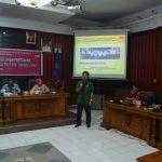 Penyusunan Programa Penyuluhan Pertanian Tingkat Kabupaten Sanggau