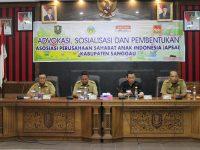 Peran Pihak Perusahaan Sangat Penting Dalam Memperhatikan dan Memenuhi Perlindungan Anak di Sanggau