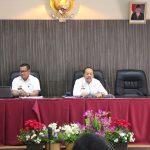 Rapat Koordinasi dan Evaluasi Indikator Evaluasi Kabupaten Layak Anak (KLA) Kabupaten Sanggau Tahun 2017