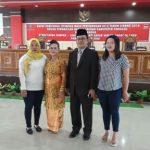 Rapat Paripurna Istimewa DPRD Sanggau Berjalan Sukses