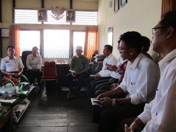 Rapat Pemilihan Pengurus FKUB Kabupaten Sanggau periode 2019 - 2024