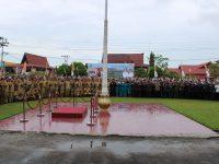 Sebanyak 901 Anggota BPD se-Kabupaten Sanggau di Lantik Oleh Bupati Sanggau