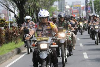 Kapolda Kalbar Meninjau TPS Di Kota Pontianak