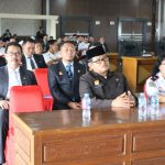 Kepala Dinas Kominfo Kab.Sanggau Hadiri Sidang Paripurna Visi Dan Misi Bupati Sanggau Masa Jabatan 2019 – 2024