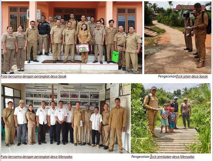 Pengawasan Reguler Inspektorat Sanggau - Inspektorat