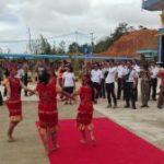 Plt.Plt.Kadishub Sanggau, Ir.Yulia Theresia Menghadiri PeresmianTerminal Barang Internasional Entikong. – Dinas Perhubungan