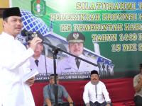 Wakil Gubernur Kalbar Silaturahmi Dan Bakti Sosial Ramadhan Pemerintah Prov.Kalbar Tahun 2019 Di Kab.Sanggau