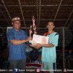 Bupati Sanggau : Pemkab Siap Bantu Bangun Tribun