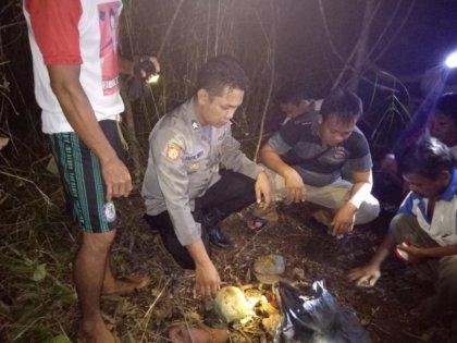 Hebooh! Penemuan Tulang Belulang Manusia di Kecamatan Batang Tarang