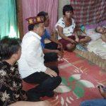 Wakil Bupati Sanggau Kunjungi Warga Tanjung Maya Yang Sakit