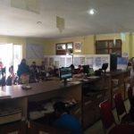 Pelayanan Setelah Libur Panjang Hari Raya Idul Fitri Di Disdukcapil Sanggau